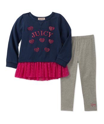 2ff19524c Juicy Couture - Clothing for Girls, Toddlers and Infants | Zulily