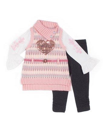 2b0d5401b31e Little Lass - Glamorous Apparel Sets for Girls   Zulily