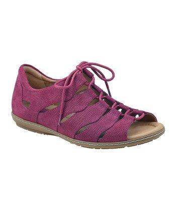 204cd2a953b Raspberry Plover Nubuck Sandal - Women