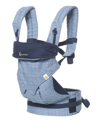 c5496a2e1c5 Blue 360 All-Position Baby Carrier