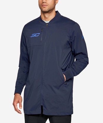 b169f1fd3a Midnight Navy Curry Life Long Range Jacket - Tall