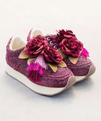 9cae0a727ad Berry Blakely Sneaker - Girls