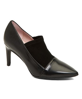 d90b00d2db5 Black Ghita Leather Pump - Women