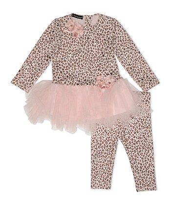 d0eb7898edb Pink Tutu Tee   Leggings - Infant
