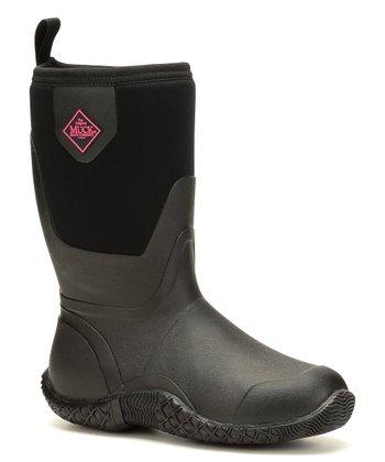 3650514dcb41 Black   Pink Blaze Mid Boot - Women