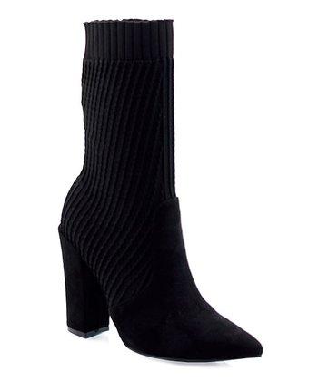 7ae0a8b8435b Black Annika Ankle Boot - Women