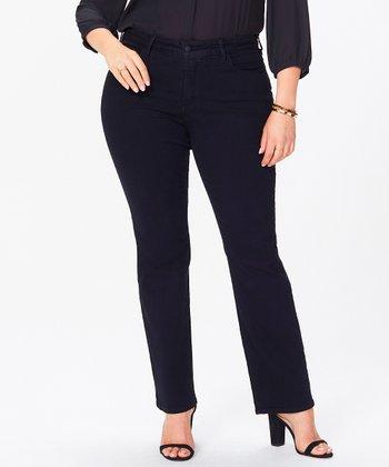 ebc5e618834 Black Barbara Bootcut Jeans - Plus