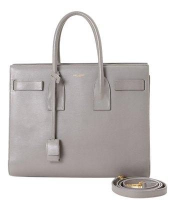 6966d73eb47 Pre-Owned Gray Sac de Jour Small Leather Handbag