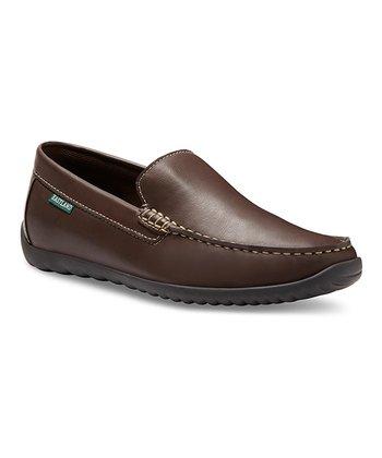 8e6fe73845cc Brown Victor Leather Loafer - Men