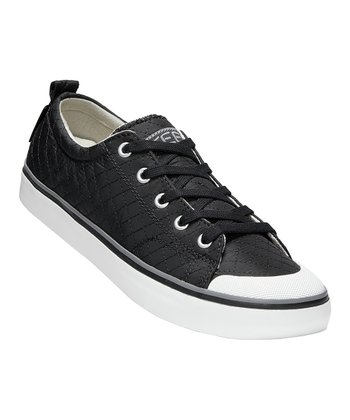 7fed7938555 Black   Steel Gray Elsa II Quilted Sneaker - Women · Tandori Spice Presidio  Leather ...