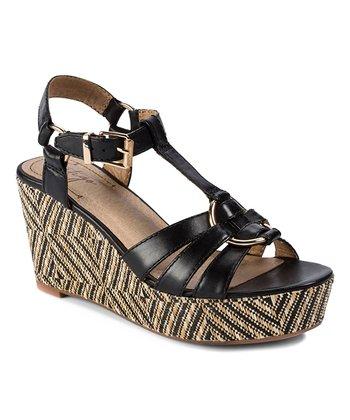 e5c846dbae8 Black Darnella Leather Platform Sandal - Women