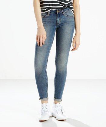 58be9c4e782 Mid-Roast Stripe 535 Super Skinny Jeans - Women