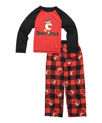 Komar Kids Big Boys/' Angry Birds Micro Fleece Blanket Sleeper