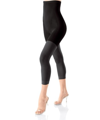 cec9ac053b2 Spanx Takes Off Shaping Tights - Black · High-Falutin ® Footless Shaper -  Black