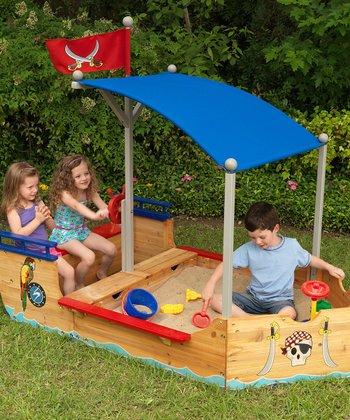 Kidkraft Backyard Sandbox kidkraft | zulily