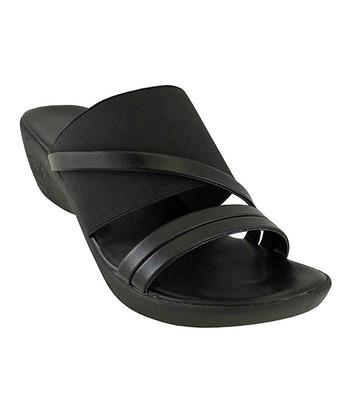 bd05031dfaf Black Hasue Slide - Women