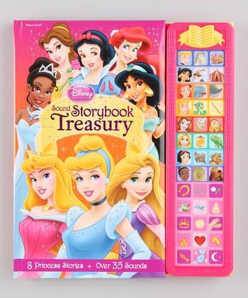 a1aeb80e6ee90 Disney Princess Storybook Treasury Hardcover