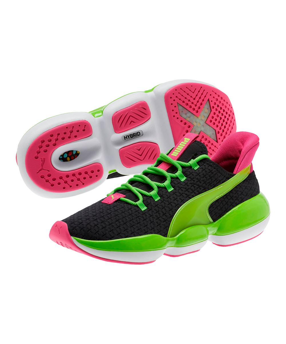 017166dac9 PUMA Limepunch & Fuchsia Mode XT '90s Training Shoe - Women