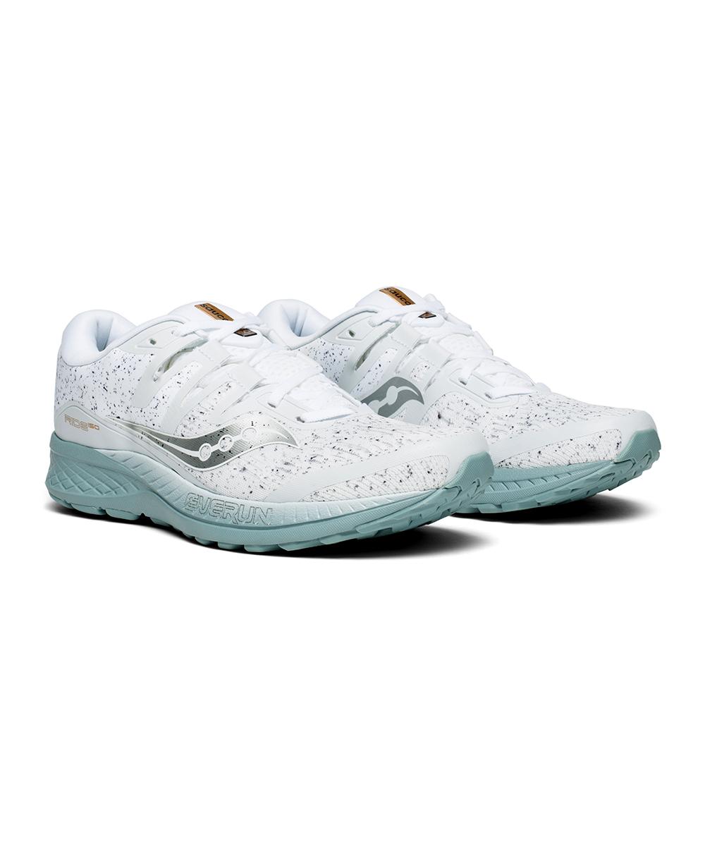 Saucony Men's Running Shoes WHITE - White Ride ISO Running Shoe - Men