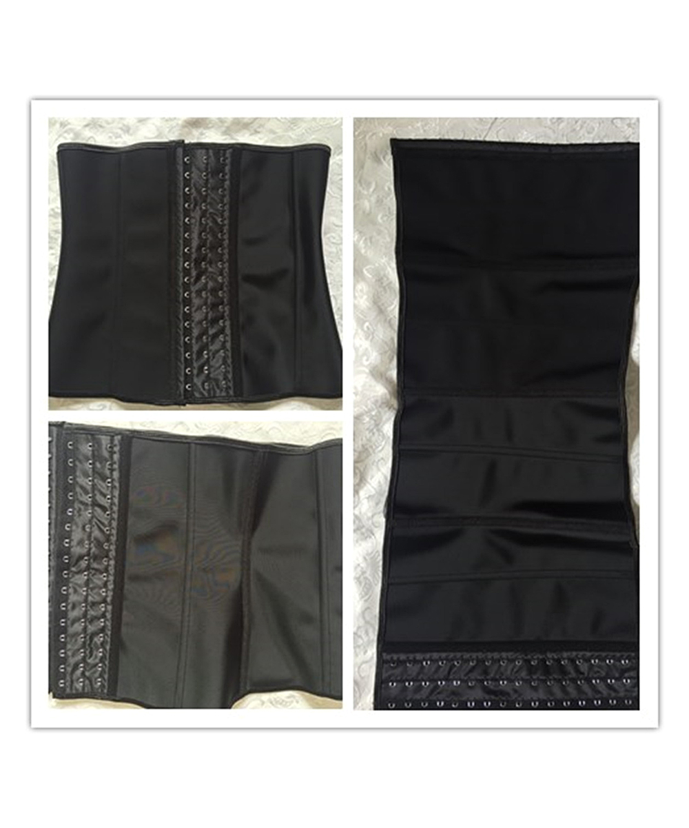 d75b15de01 ... Womens BLACK Black Waist Cincher - Alternate Image 4