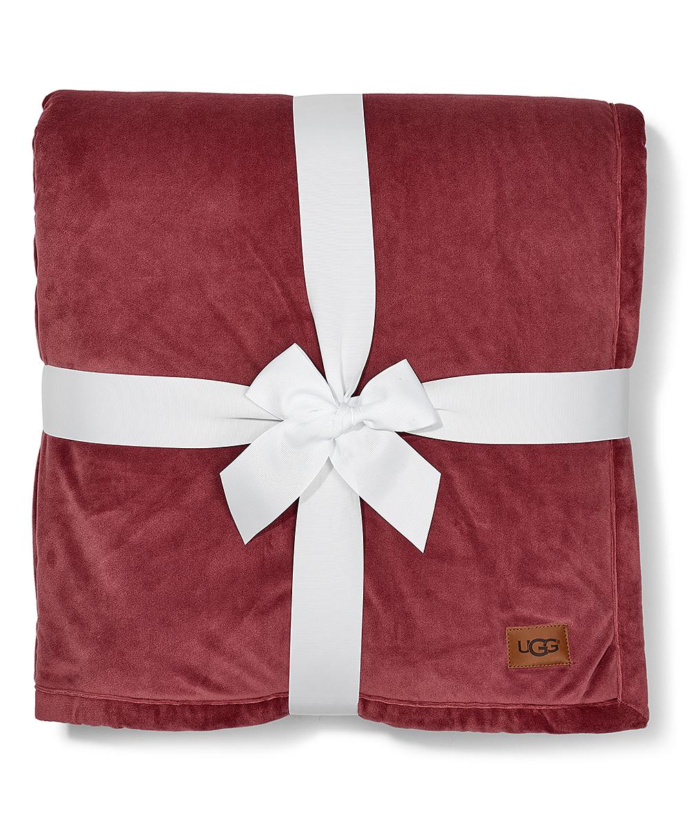149dec83434 UGG® Dusty Rose Bliss Reversible Sherpa Blanket