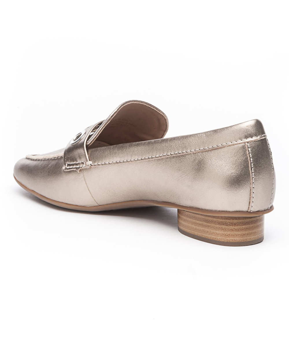 5ef0458dcda ... Womens PLATINUM GLOVE Platinum Jaden Leather Loafer - Alternate Image 3  ...