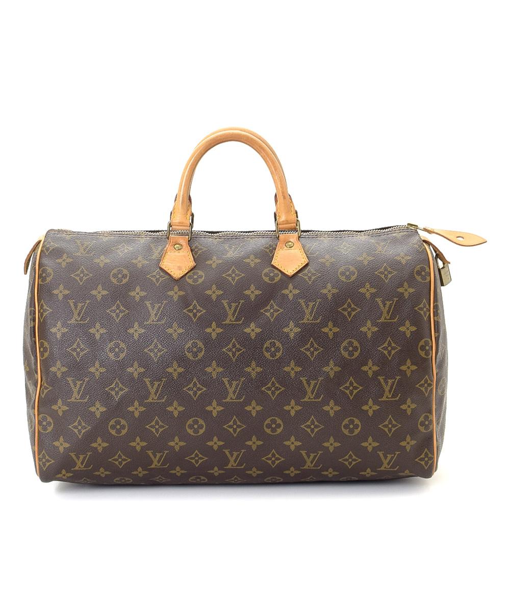 957c26cd96635 Louis Vuitton Pre-Owned Brown Monogram Speedy 40 Bag