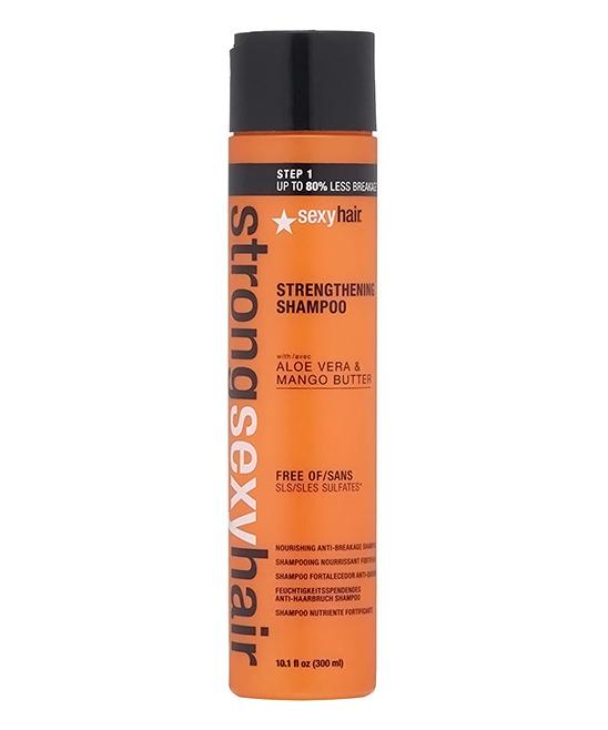 Sexy Hair Shampoo - 10.1-Oz. Strengthening Shampoo