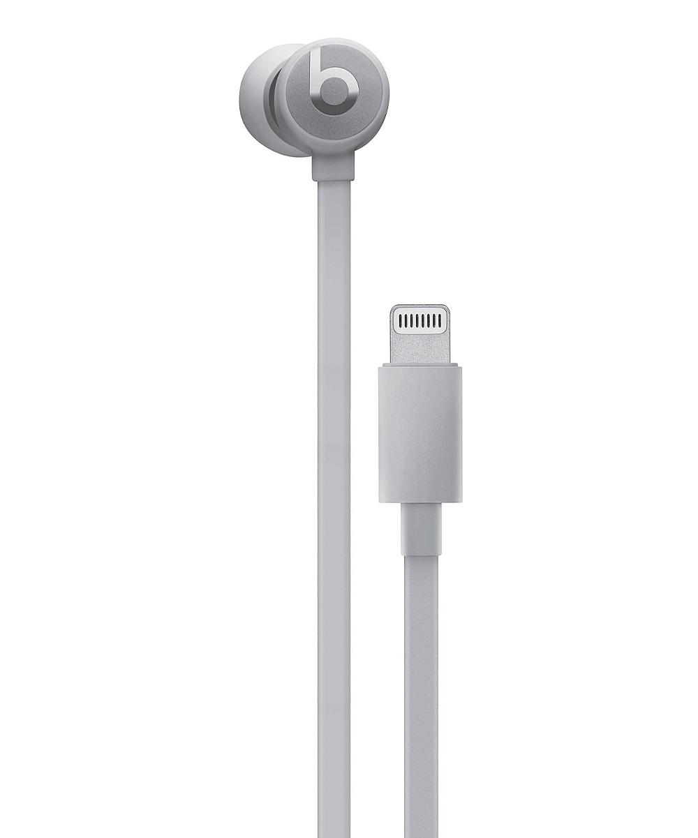 Satin Silver urBeats3 Lightning In-Ear Headphones