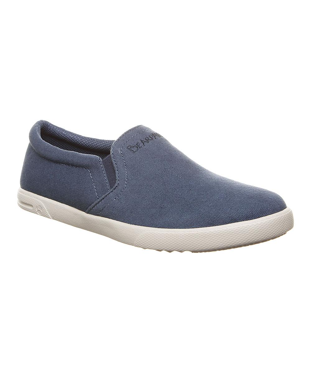 BEARPAW Men's Sneakers NAVY-310 - Navy Tallon Slip-On Sneaker - Men