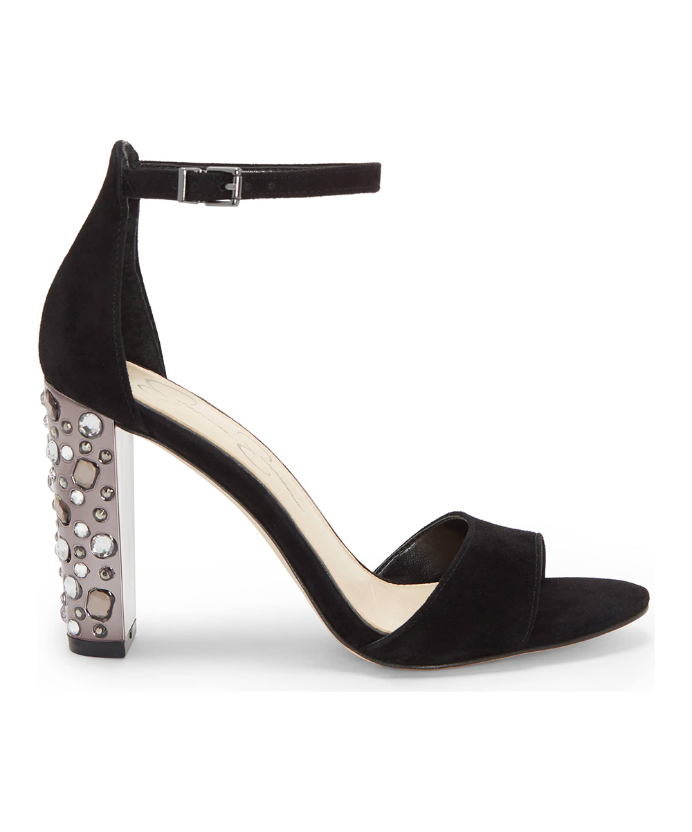 11123ee1dfa1c Jessica Simpson Collection Black Verena Sandal - Women
