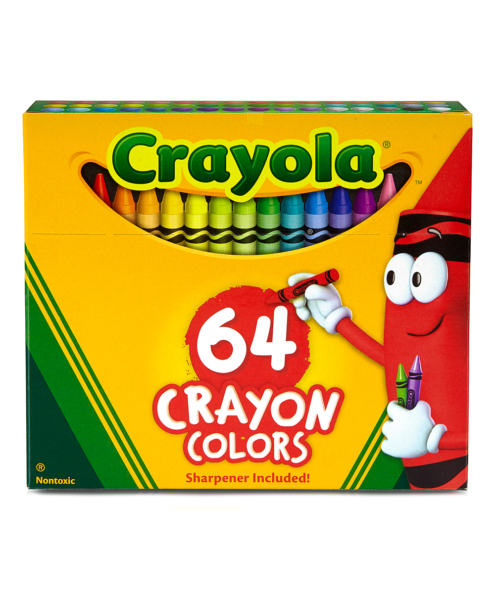 Crayola Toy Story 4 Giant Coloring Book 64 Ct Crayon Set