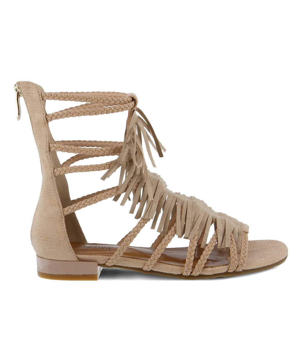 9cb537ac19d7 ... Womens BEIGE Beige Dashuri Gladiator Sandal - Alternate Image 2 ...