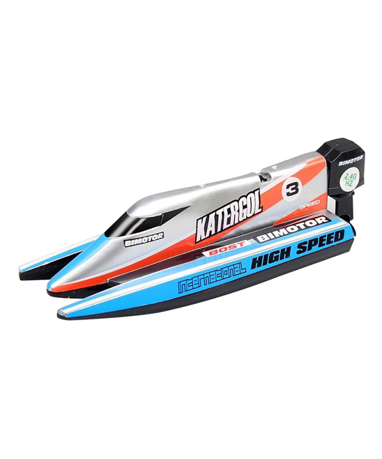 CIS Associates  Remote Control Toys  - Blue Remote Control Speed Boat