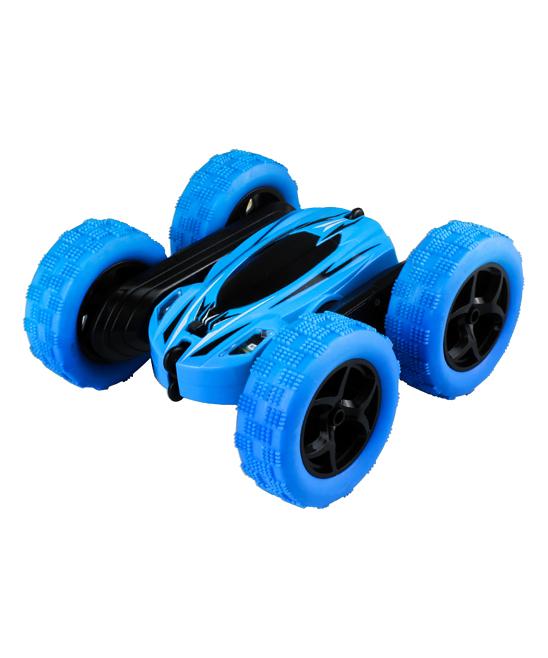 CIS Associates  Remote Control Toys  - Blue Remote Control Flip Car