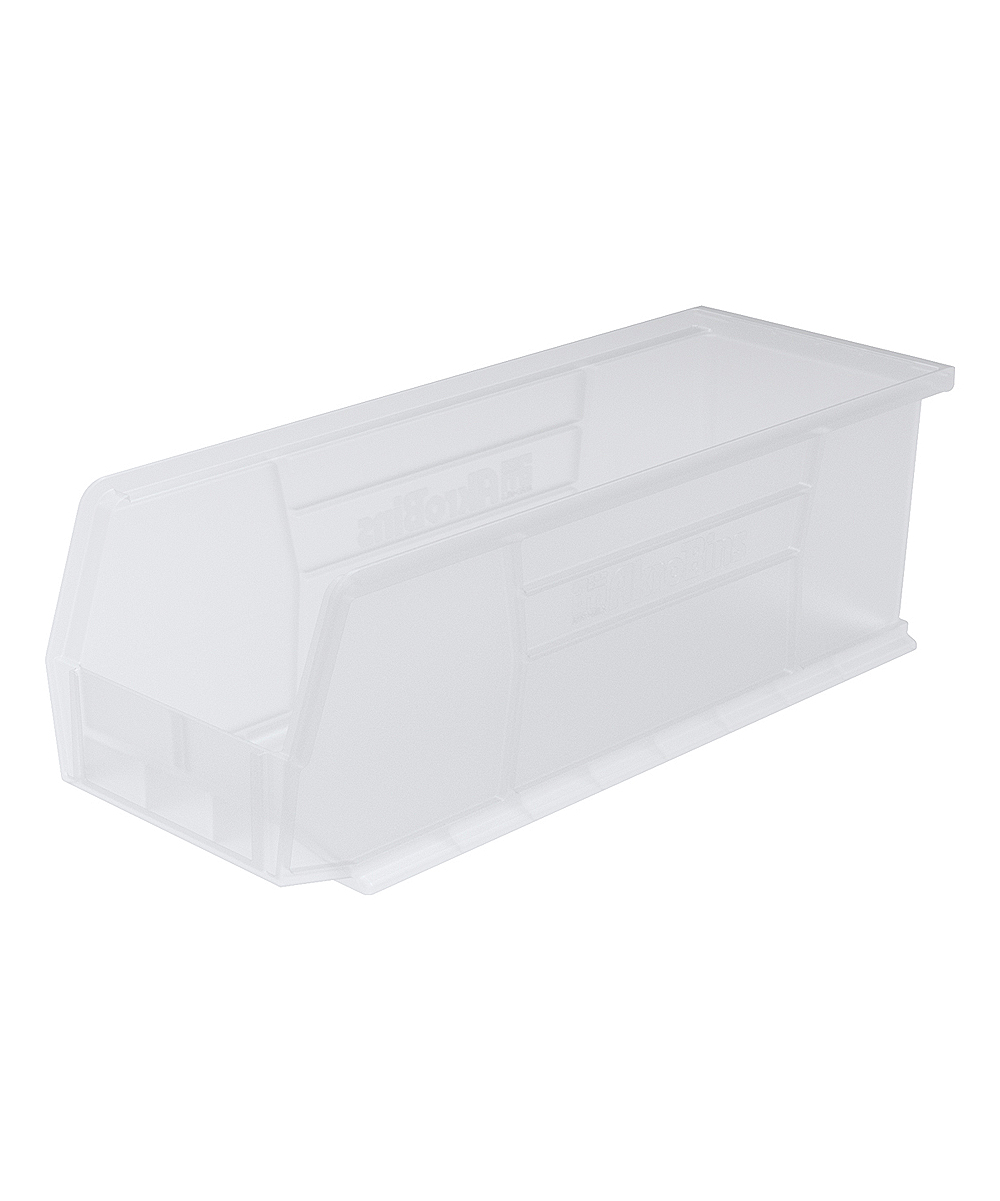 Akro-Mils  Storage Boxes Clear - AkroBin 14-3/4 x 5-1/2 x 5, Clear