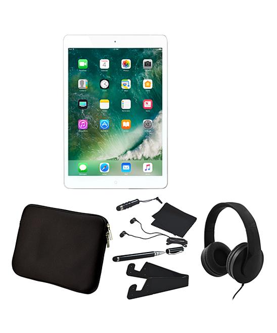Silver & Black 128-GB Wi-Fi Apple iPad mini 4 Set