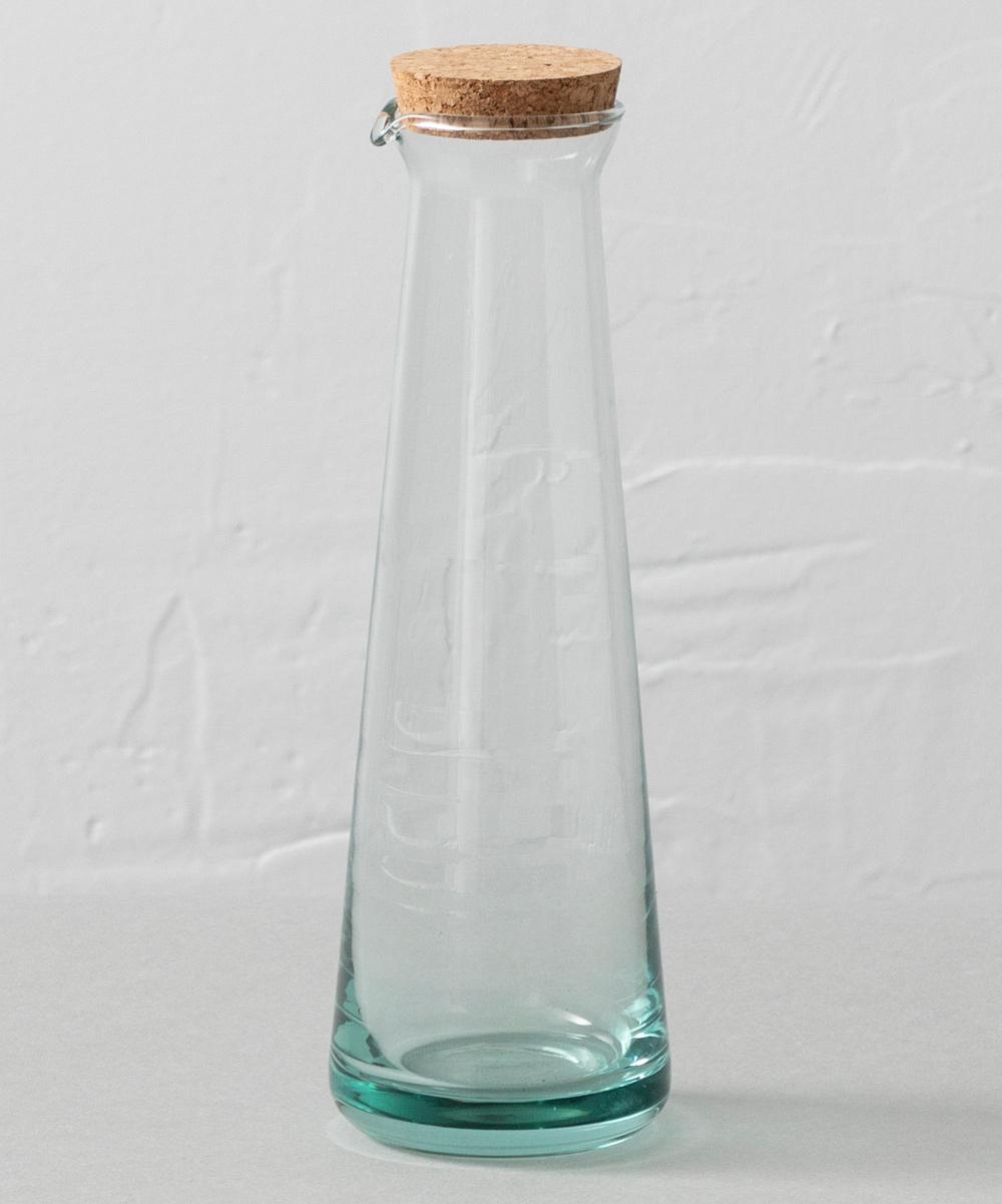 FLOOR   9  Oil & Vinegar Cruets  - Small Glass Oil Bottle