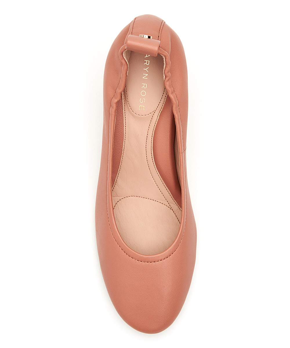 e87a05fba8 Taryn Rose Dusty Rose Savannah Nappa Pump - Women | Zulily