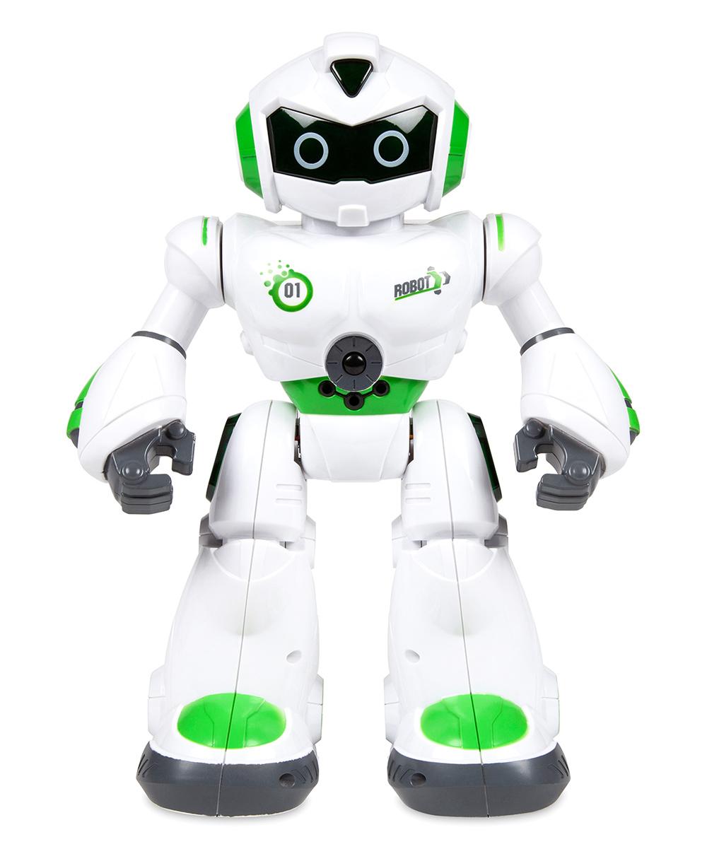 World Tech Toys  Remote Control Toys  - Intelli Bot IR RC Robot