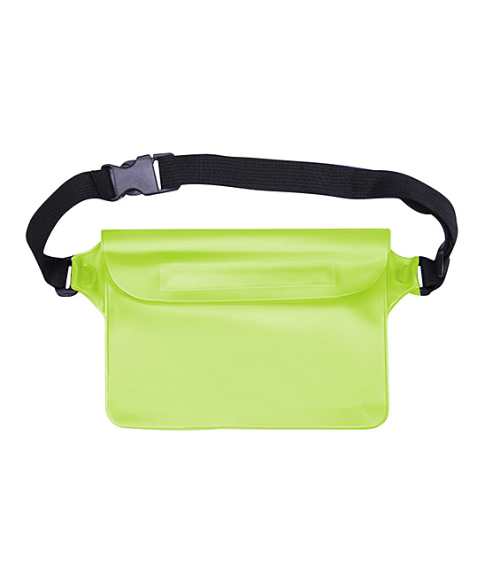 Epic Deals   Green - Green Waterproof Belt Bag