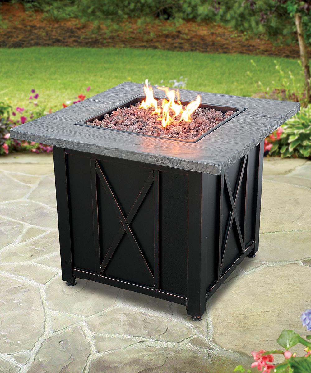 Mr  Bar-B-Q Gas Outdoor Fire Pit