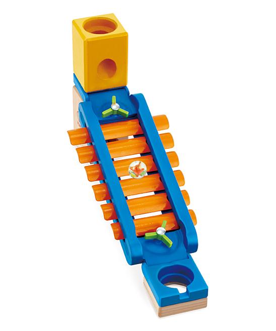 Hape Toys    - Blue & Orange Sonic Playground Musical Instrument Toy
