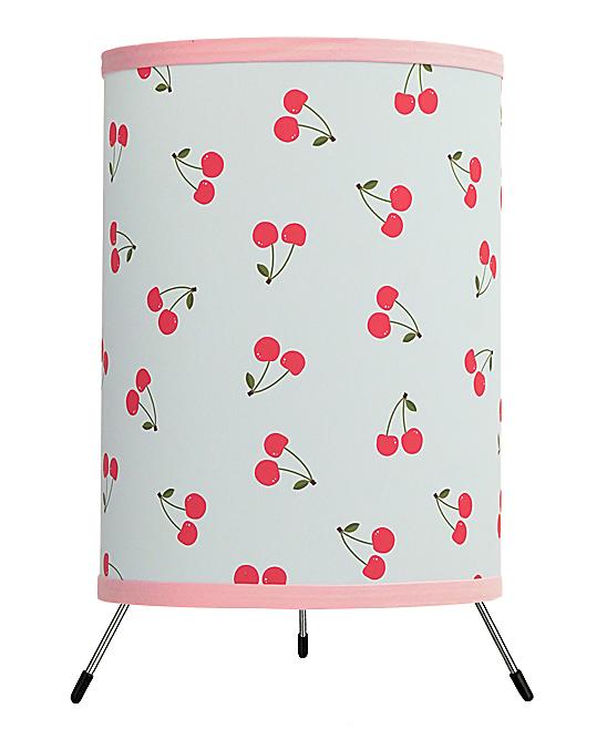Cherry Tripod Lamp In A Box