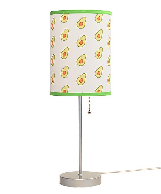 Avocado Lamp In A Box