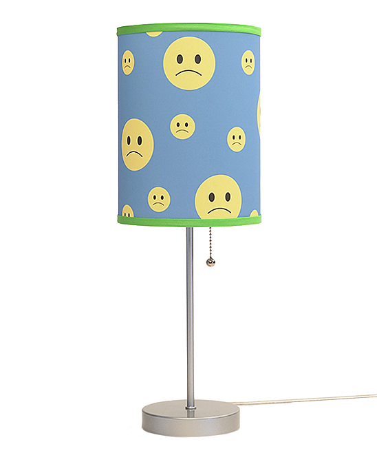 Smiley Lamp In A Box