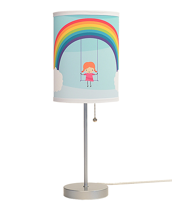 Rainbow Girl Lamp In A Box
