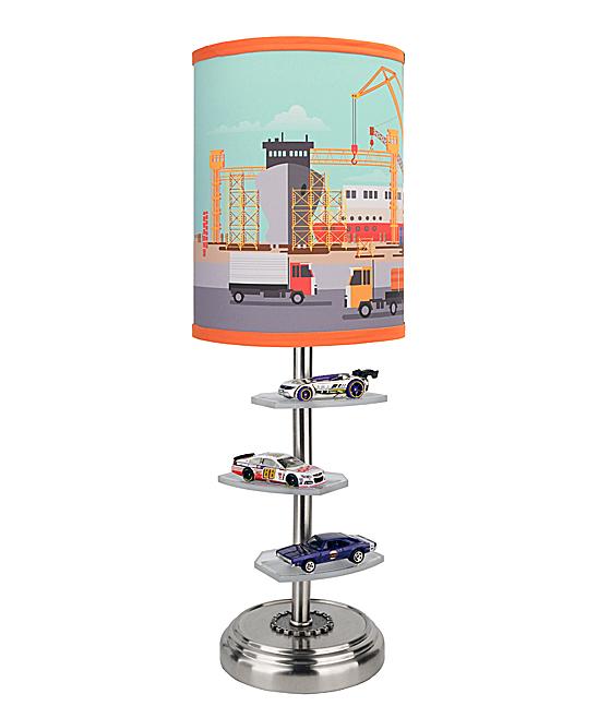 Shipyard Collector Lamp In A Box