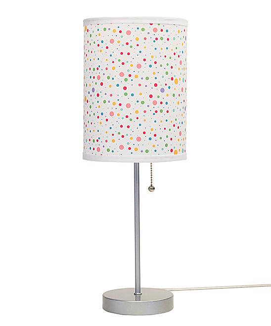 Rainbow Dot Lamp In A Box