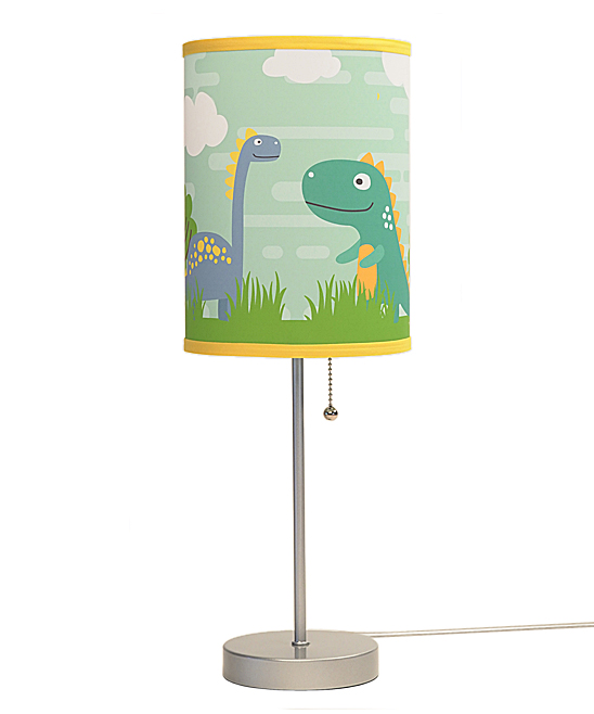 Dinosaurs Lamp In A Box